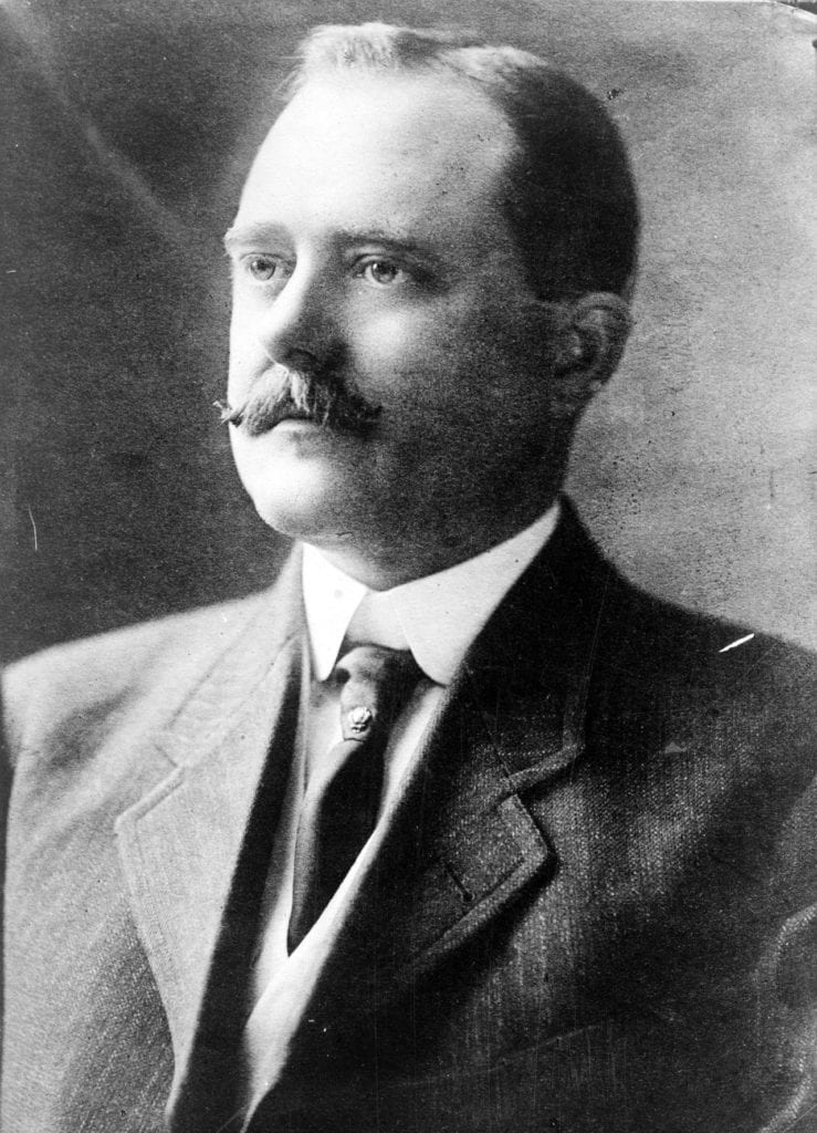Clark Howell, managing editor of the Atlanta Constitution, and 1906 gubernatorial candidate. Public domain image