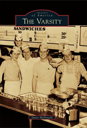 The Varsity (Images of America)