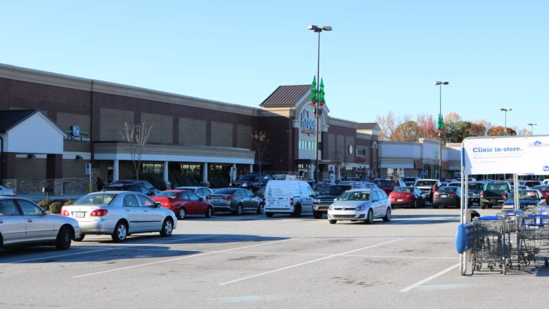 Kroger at the intersection of South Cobb Drive and Concord Road