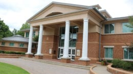 Smyrna City Hall in article about the Smyrna birthday party