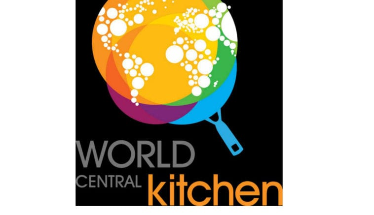 logo provided by world central kitchen - World Central Kitchen