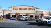 The Home Depot store on Cumberland Parkway included in the article about Home Depot earnings