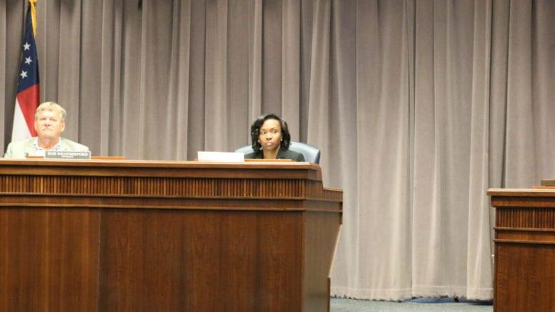 Commissioner Lisa Cupid