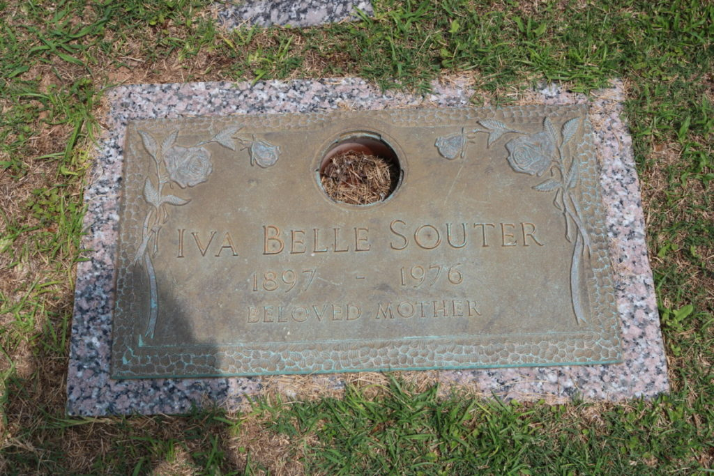 Joe South's father (photo by Larry Felton Johnson)