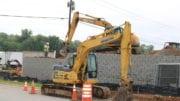 Riverview Landing in Smyrna construction progress (photo by Larry Felton Johnson)