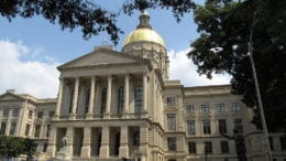 Georgia State Capitol -- from school start date article(photo by Ken Lund, licensed under Creative Commons 2.0)