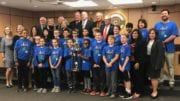 2018 Science Olympiad State Champions-Shallowford Falls Elementary School in article with about Cobb Schools and control over calendar
