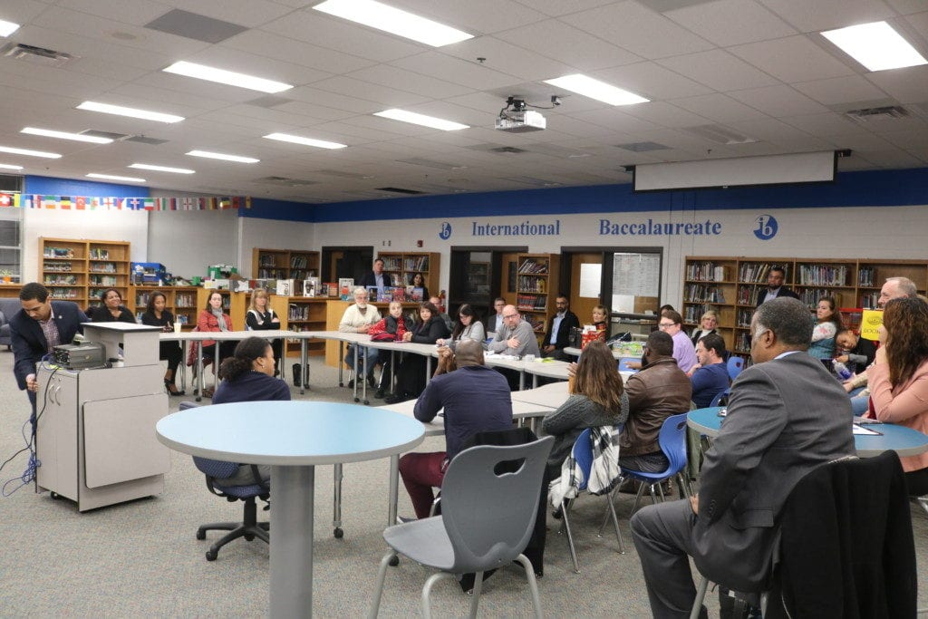 Campbell Middle School, Round Table Campbell