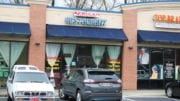 African Delights restaurant on Veterans Memorial Highway (photo by Larry Felton Johnson)