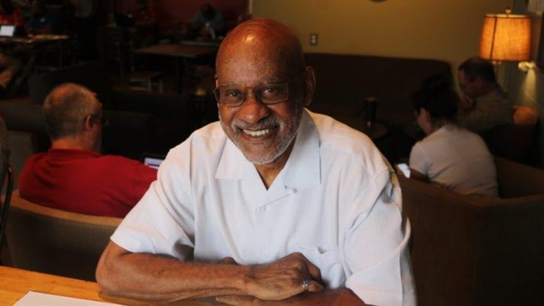 Lawrence King (photo by Larry Felton Johnson)