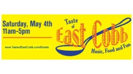 Taste of East Cobb logo