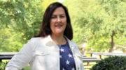 Suz Kaprich, a candidate for Smyrna City Council's Ward 5
