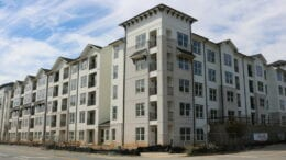 Riverview Landing multi-family phase nearing completion
