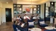 Customers at the Chattahoochee Coffee Company