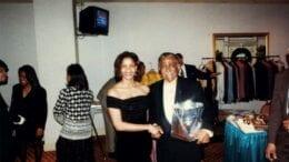 Shelia Edwards and Dr. Joseph Lowery