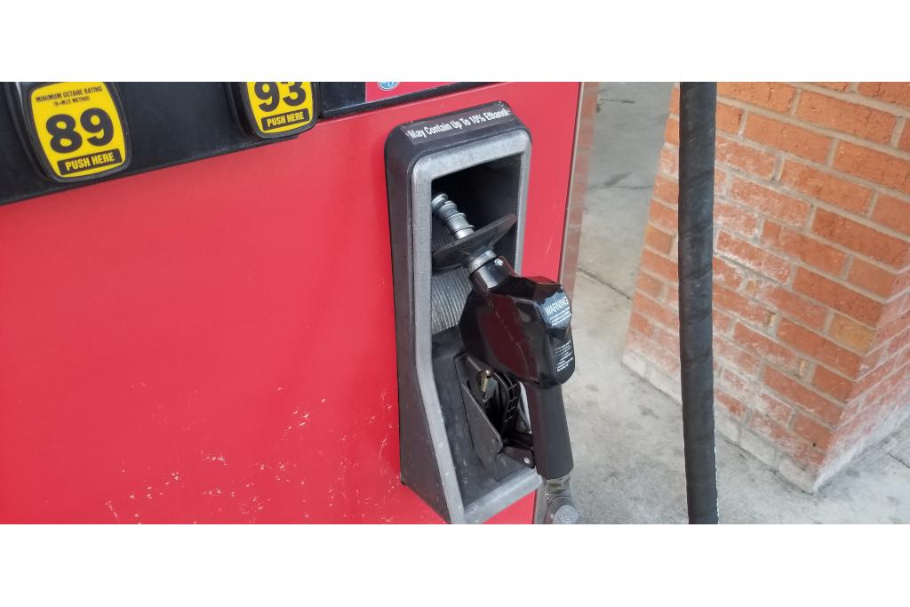 New gasoline image.