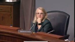 Planning commissioner Deborah Dance